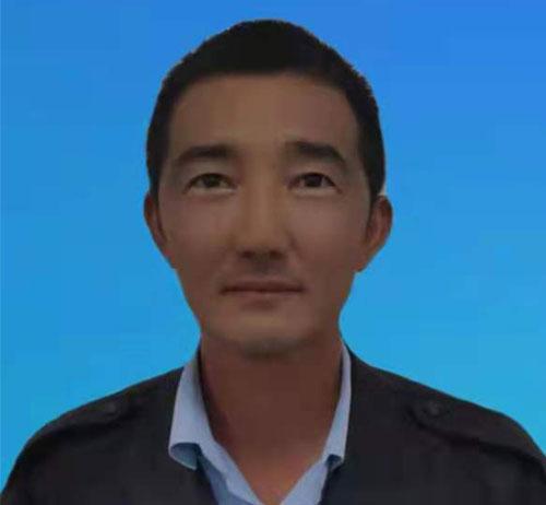 驾校教练袁建松